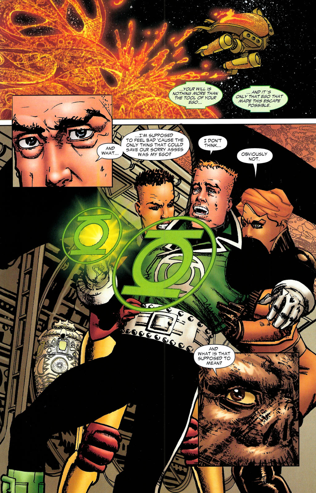 Read online Guy Gardner: Collateral Damage comic -  Issue #2 - 33