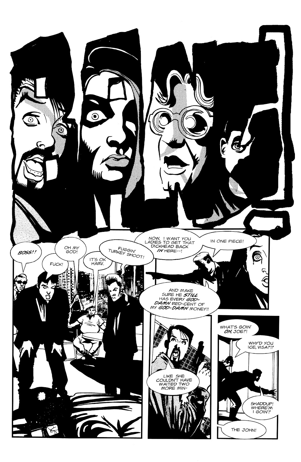 Read online Goldfish comic -  Issue # TPB (Part 1) - 80
