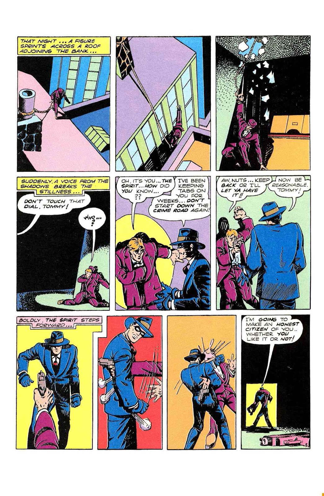 Read online Will Eisner's The Spirit Archives comic -  Issue # TPB 2 (Part 2) - 65