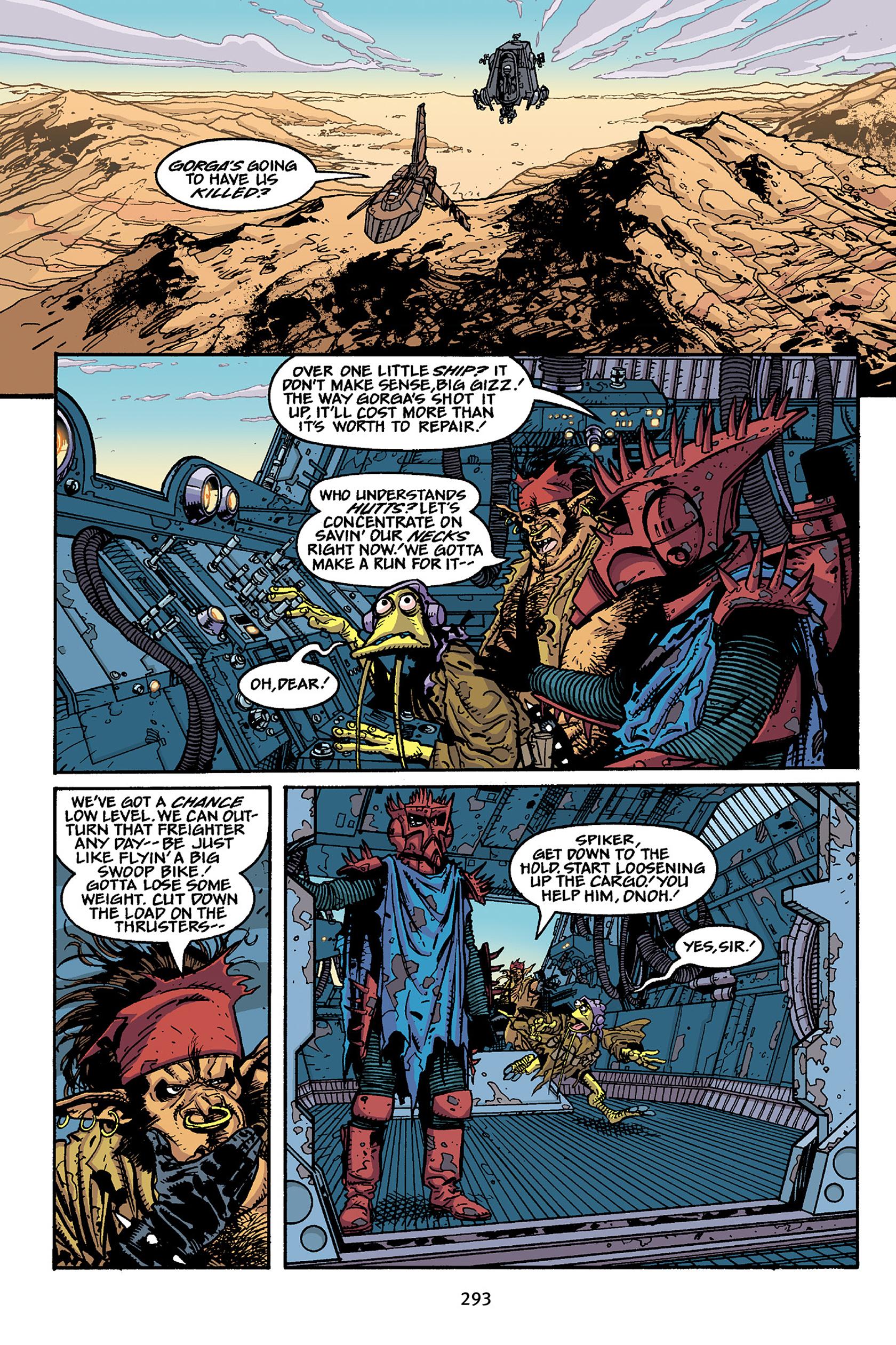Read online Star Wars Omnibus comic -  Issue # Vol. 30 - 290