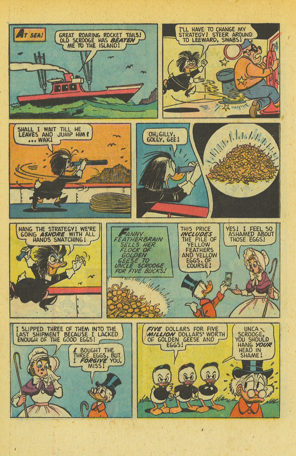 Read online Uncle Scrooge (1953) comic -  Issue #139 - 20