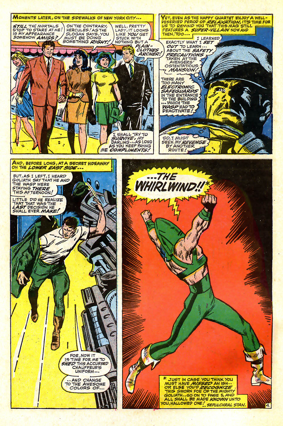 The Avengers (1963) 46 Page 4