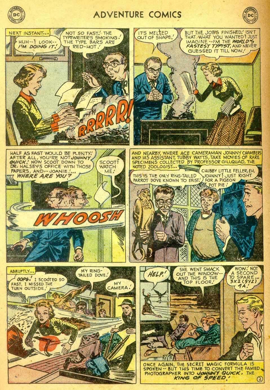 Read online Adventure Comics (1938) comic -  Issue #181 - 25