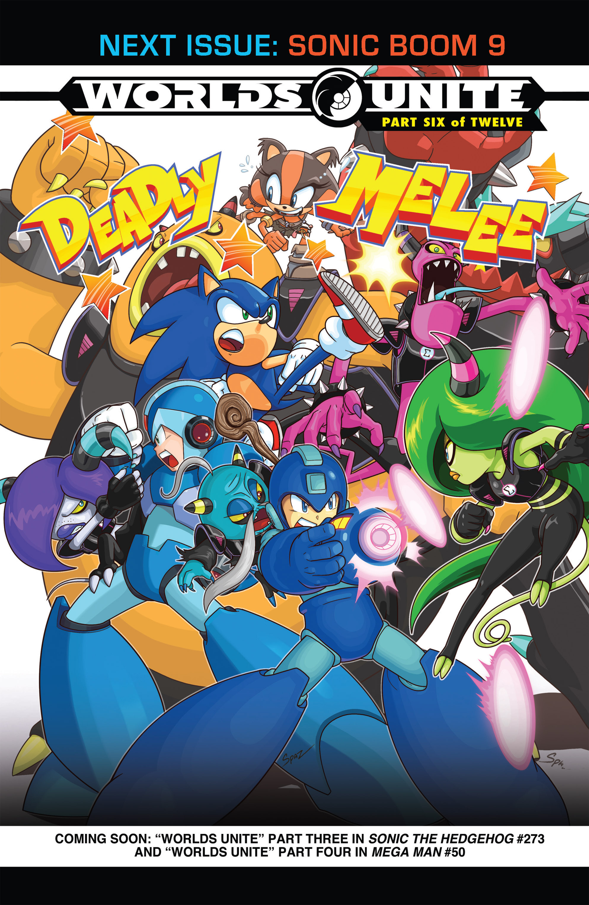 Read online Sonic Boom comic -  Issue #8 - 24