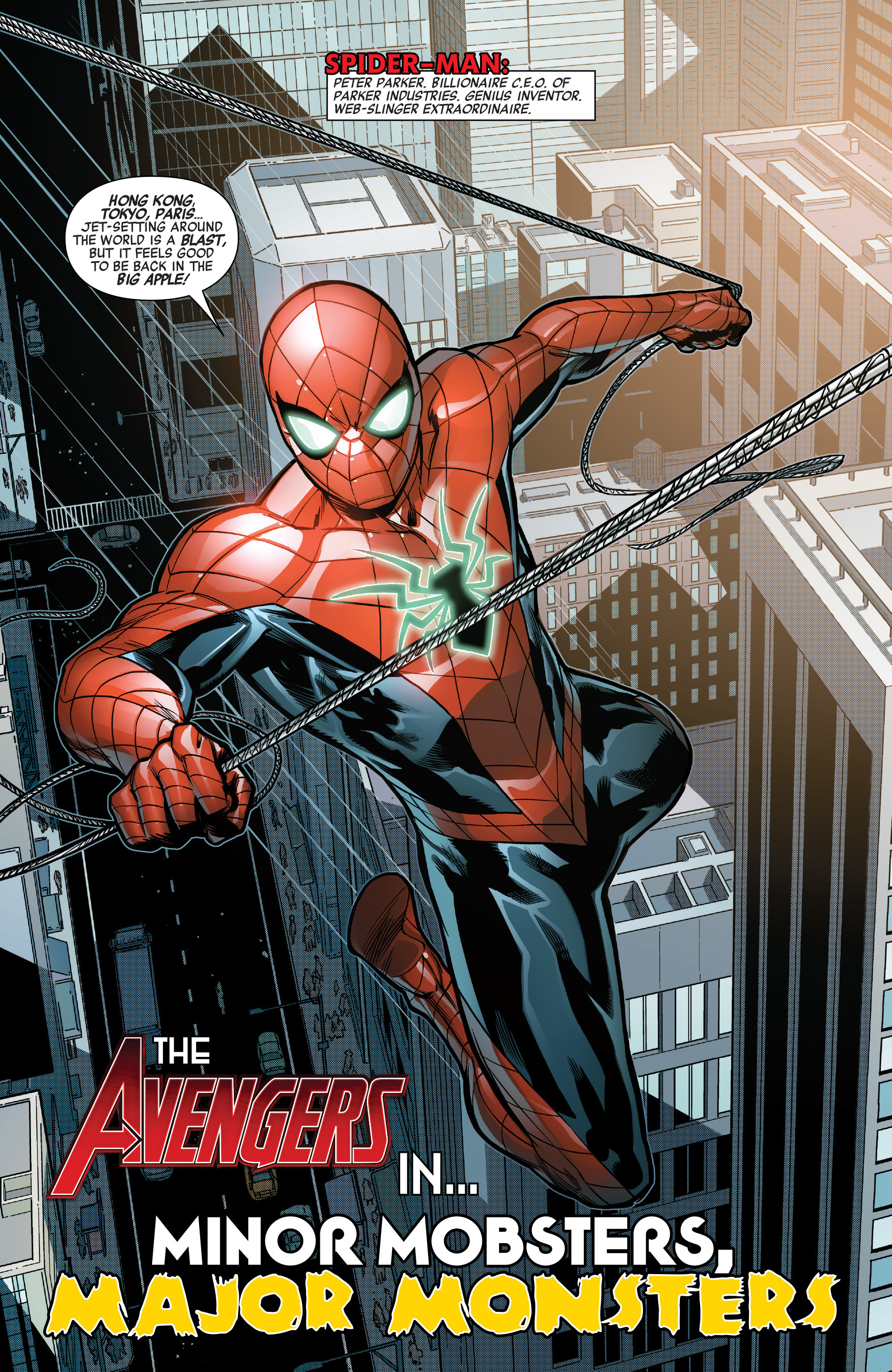 Read online Avengers (2016) comic -  Issue #1.MU - 3