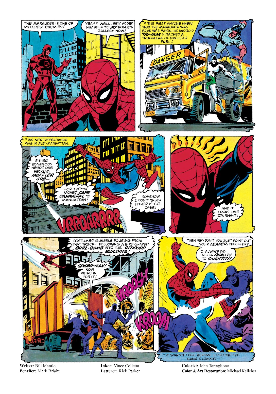 Read online Marvel Masterworks: The Spectacular Spider-Man comic -  Issue # TPB 2 (Part 3) - 107