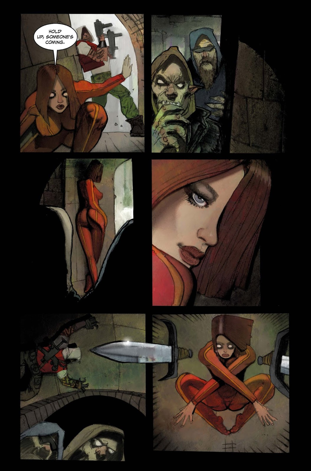 13 Coins issue TPB - Page 145
