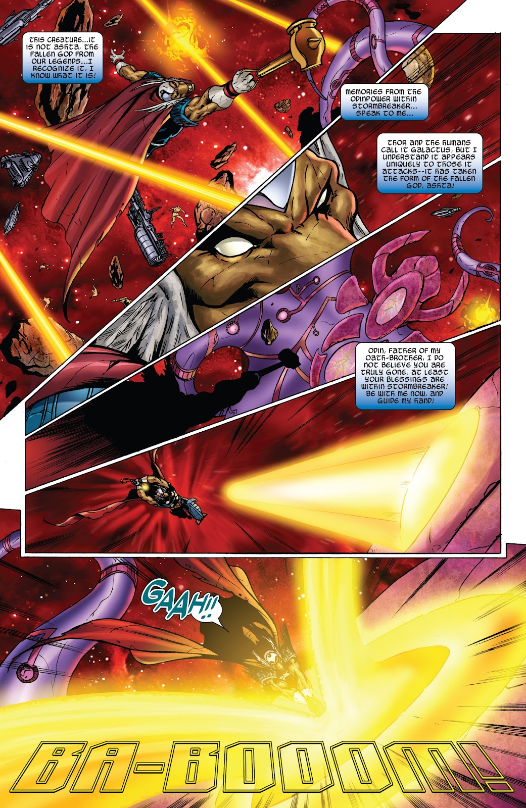 Read online Thor: Ragnaroks comic -  Issue # TPB (Part 3) - 77