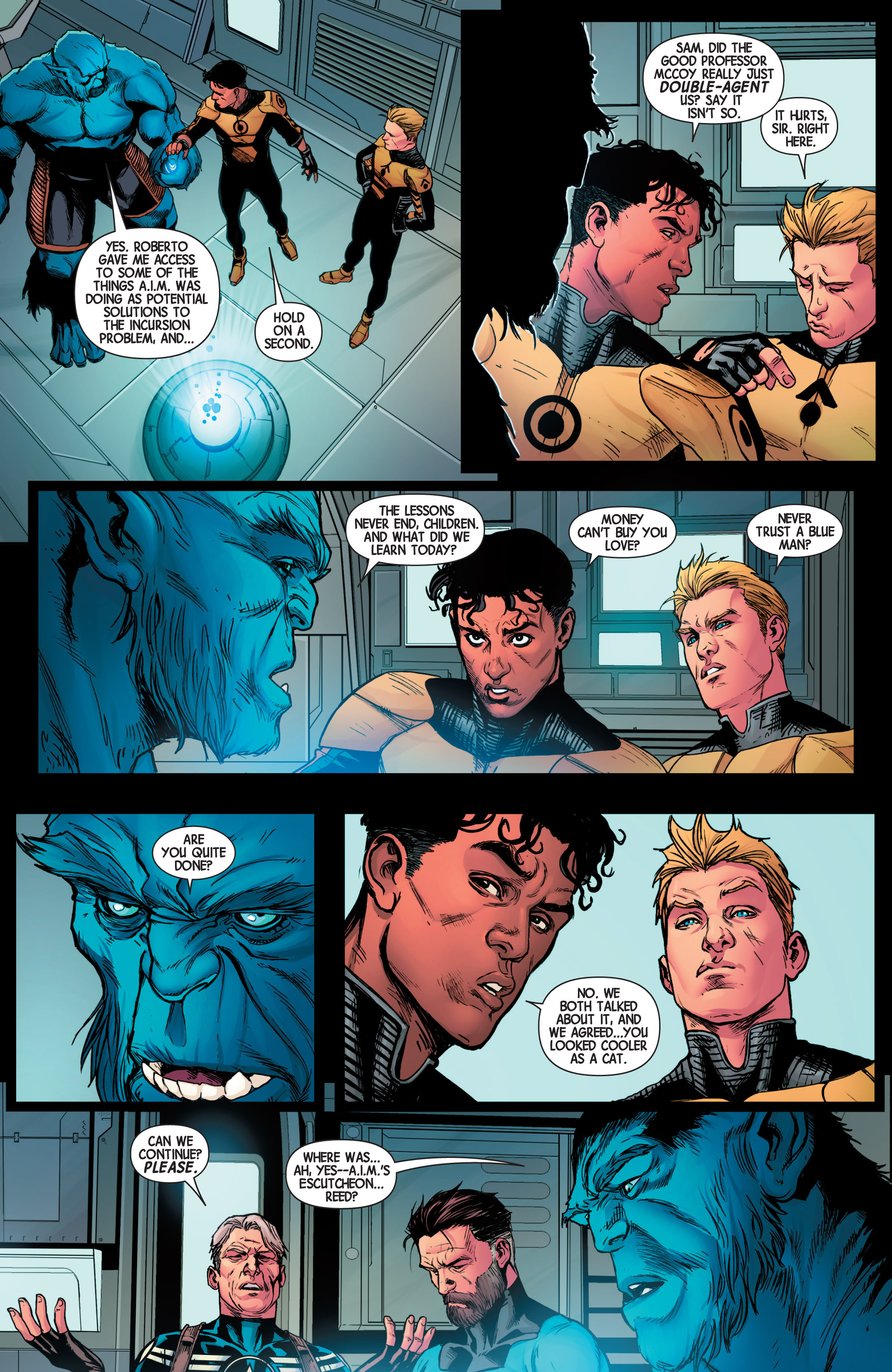 Read online Avengers (2013) comic -  Issue #40 - 18