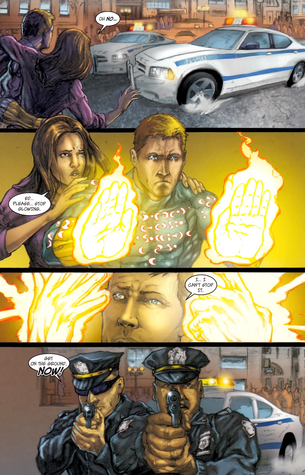 Read online Phoenix comic -  Issue #2 - 9