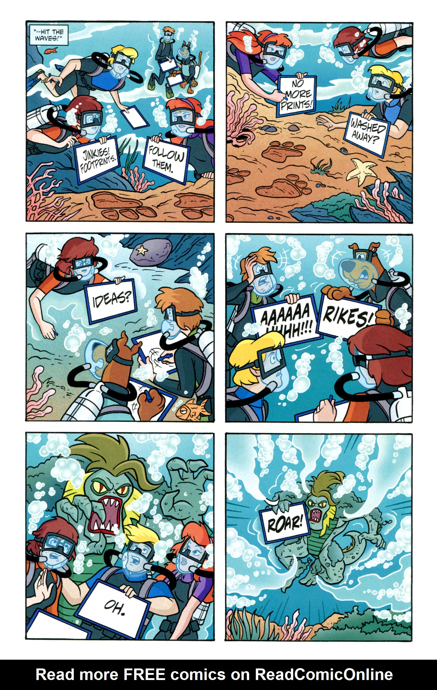 Read online Scooby-Doo: Where Are You? comic -  Issue #27 - 11