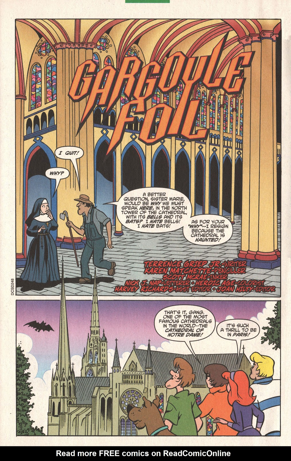 Read online Scooby-Doo (1997) comic -  Issue #85 - 18