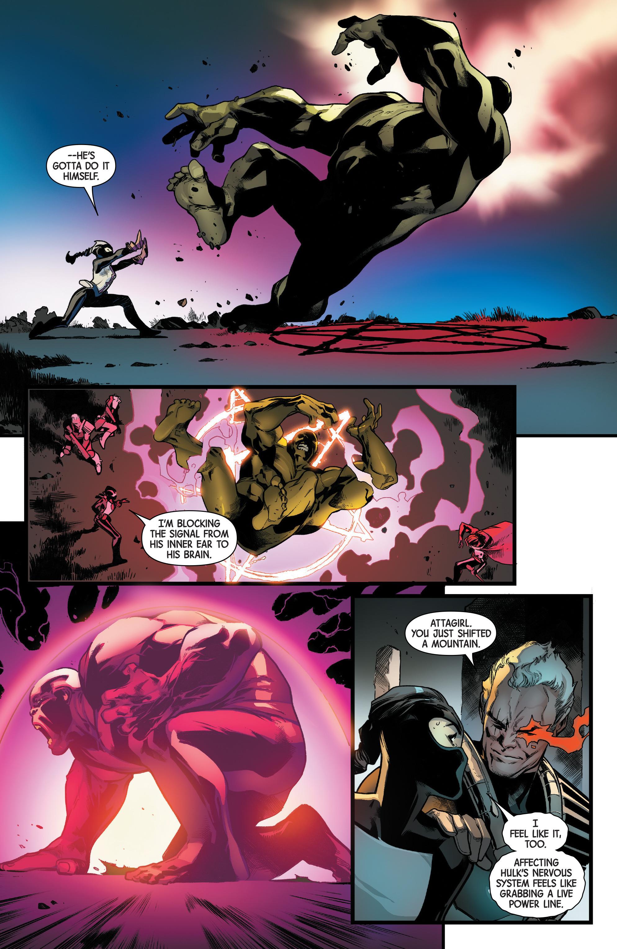 Read online Uncanny Avengers [II] comic -  Issue #17 - 12
