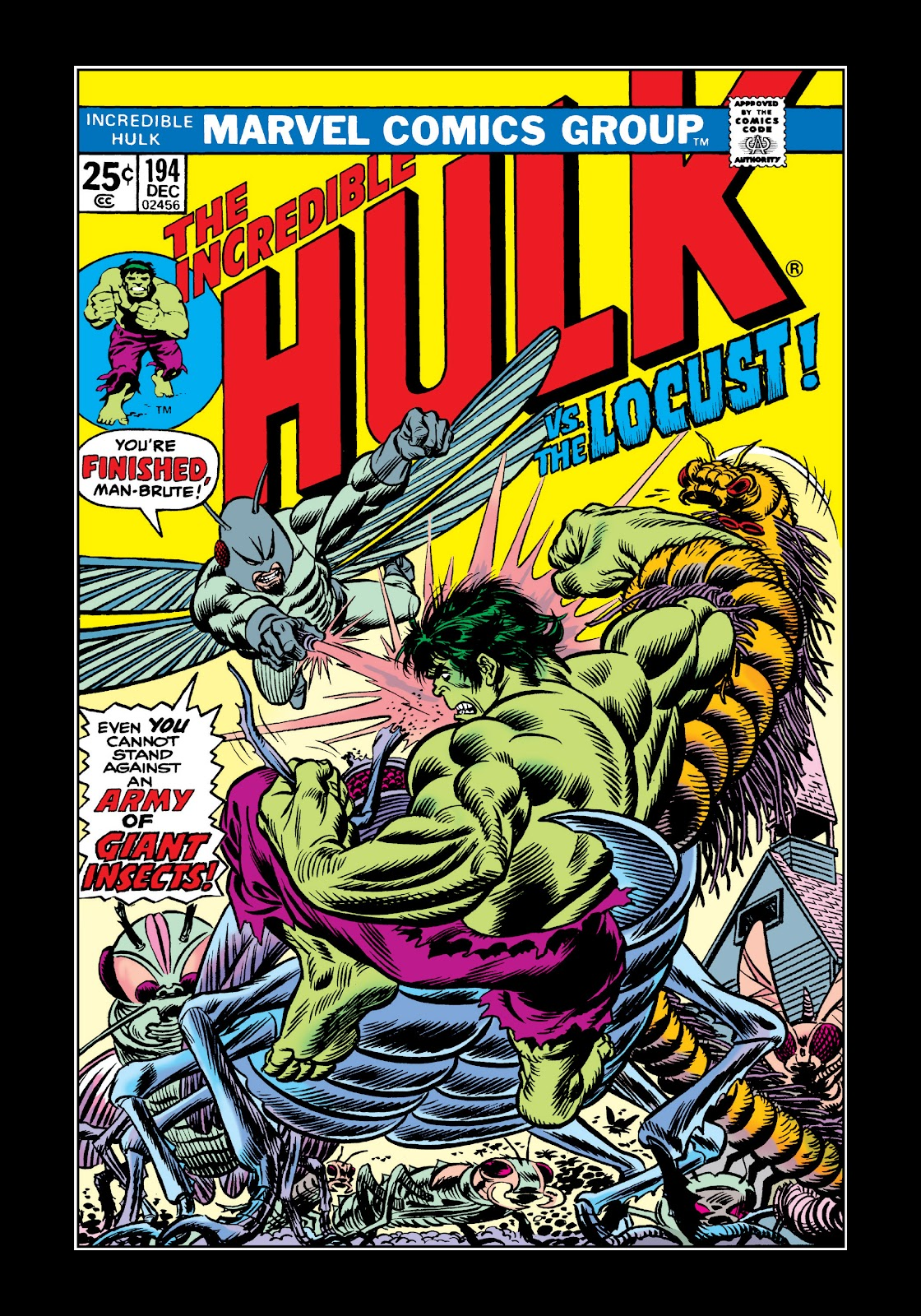 Read online Marvel Masterworks: The Incredible Hulk comic -  Issue # TPB 11 (Part 2) - 96