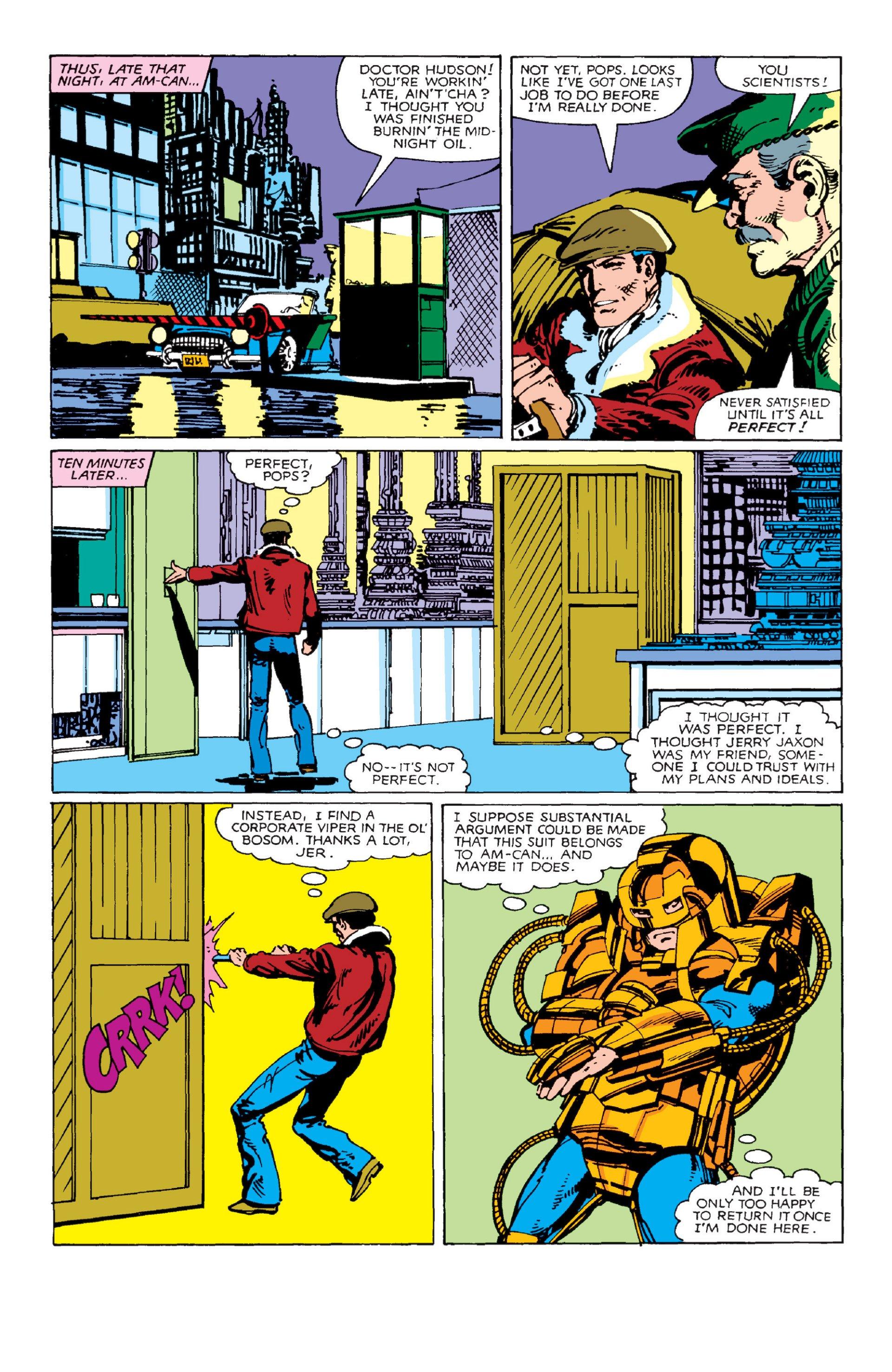 Read online Alpha Flight (1983) comic -  Issue #2 - 21