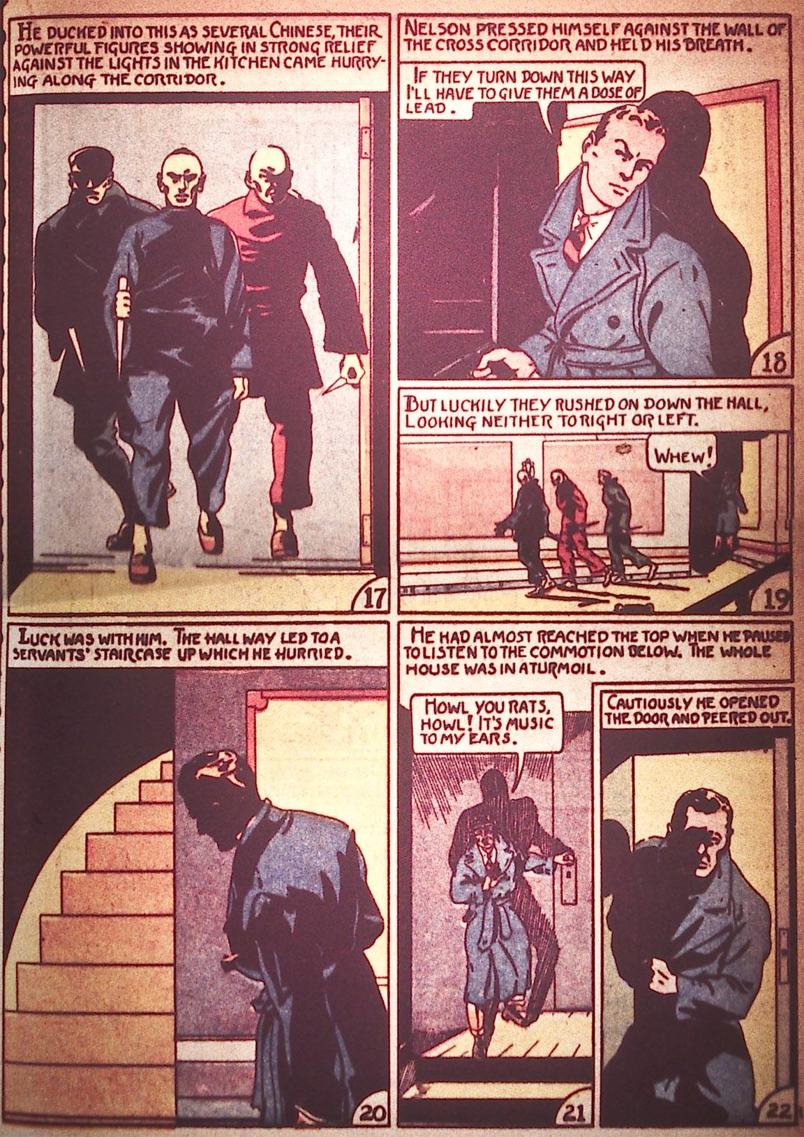 Read online Detective Comics (1937) comic -  Issue #5 - 25