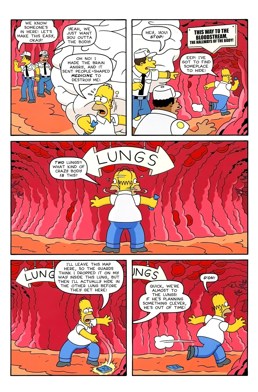 Read online Simpsons Comics comic -  Issue #234 - 8