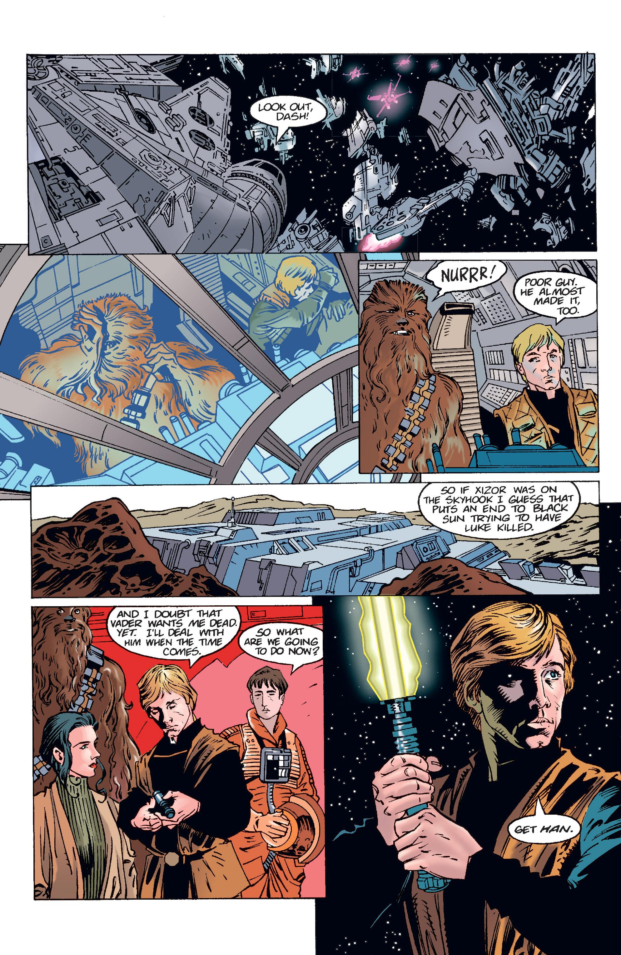 Read online Star Wars Omnibus comic -  Issue # Vol. 11 - 146