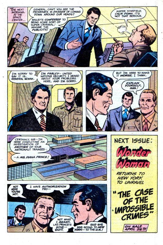 Read online Wonder Woman (1942) comic -  Issue #256 - 27