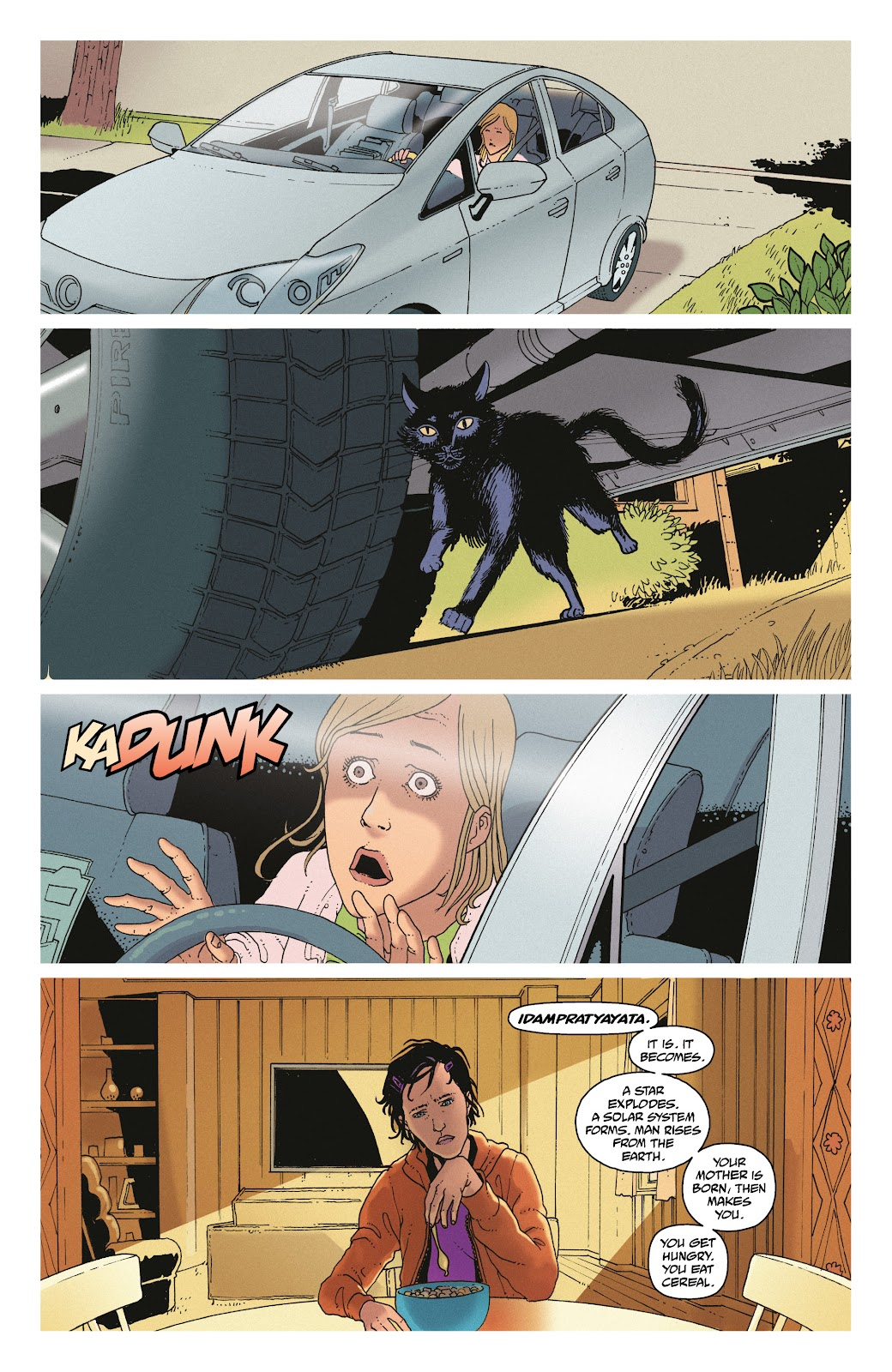 Read online She Could Fly comic -  Issue # _TPB - 26