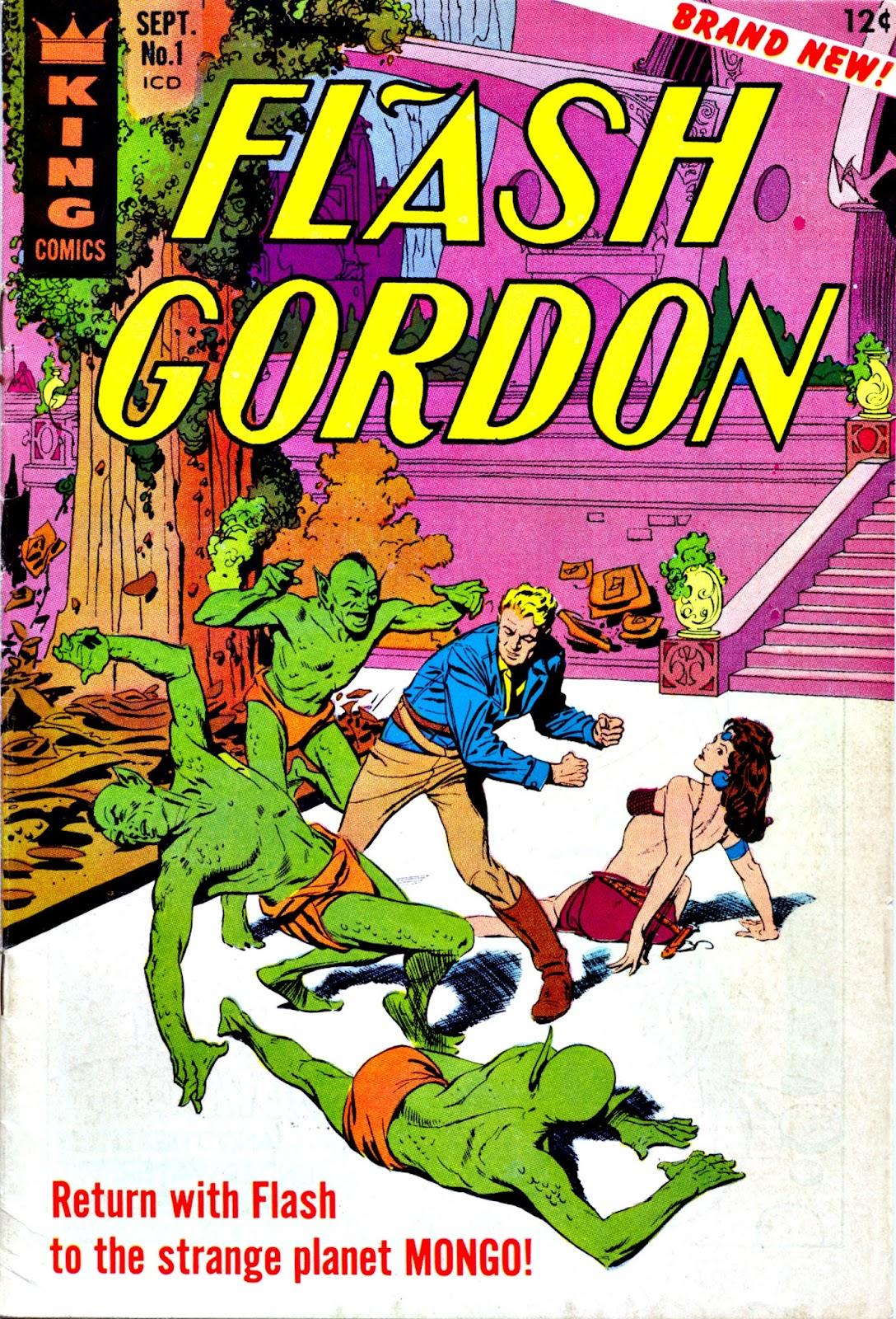 Flash Gordon (1966) 1 Page 1