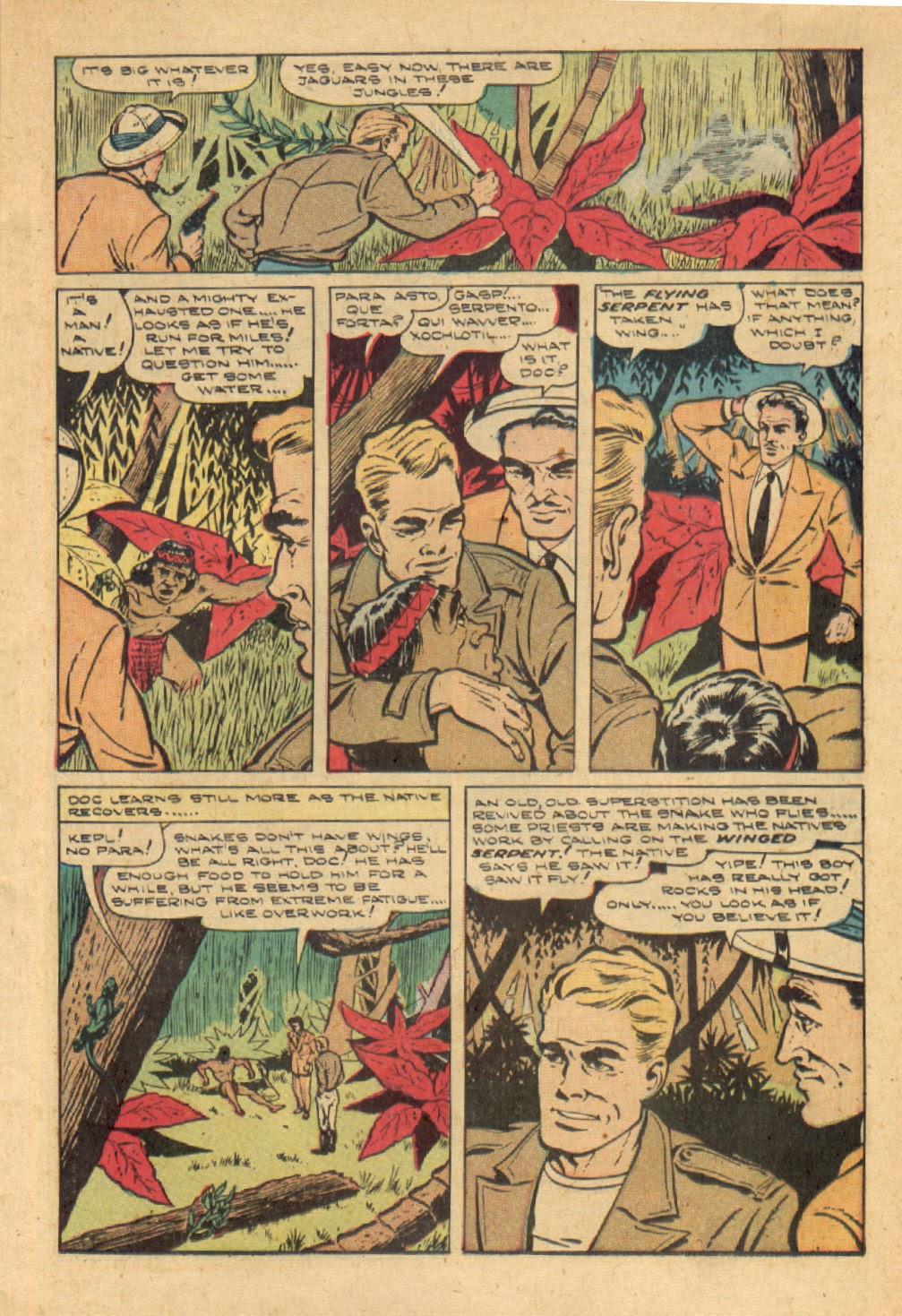 Shadow Comics #101 #94 - English 20