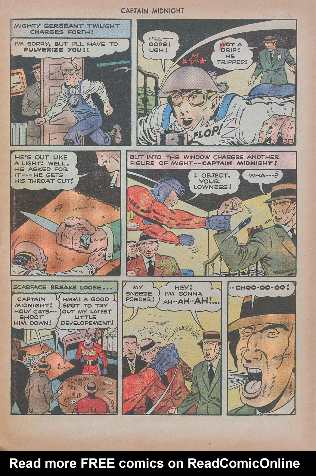 Captain Midnight (1942) issue 20 - Page 31