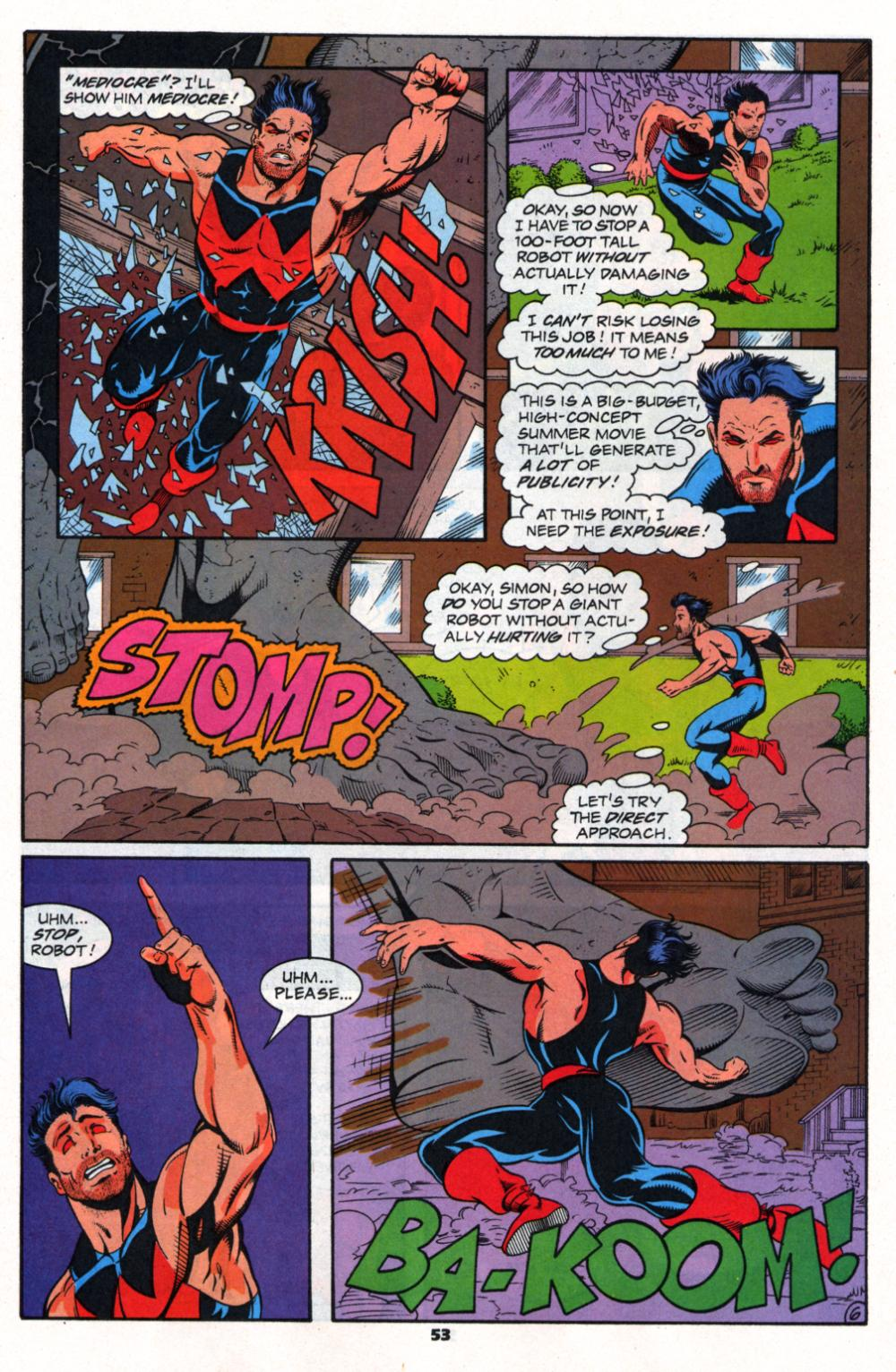 Read online Wonder Man (1991) comic -  Issue # _Annual 2 - 47