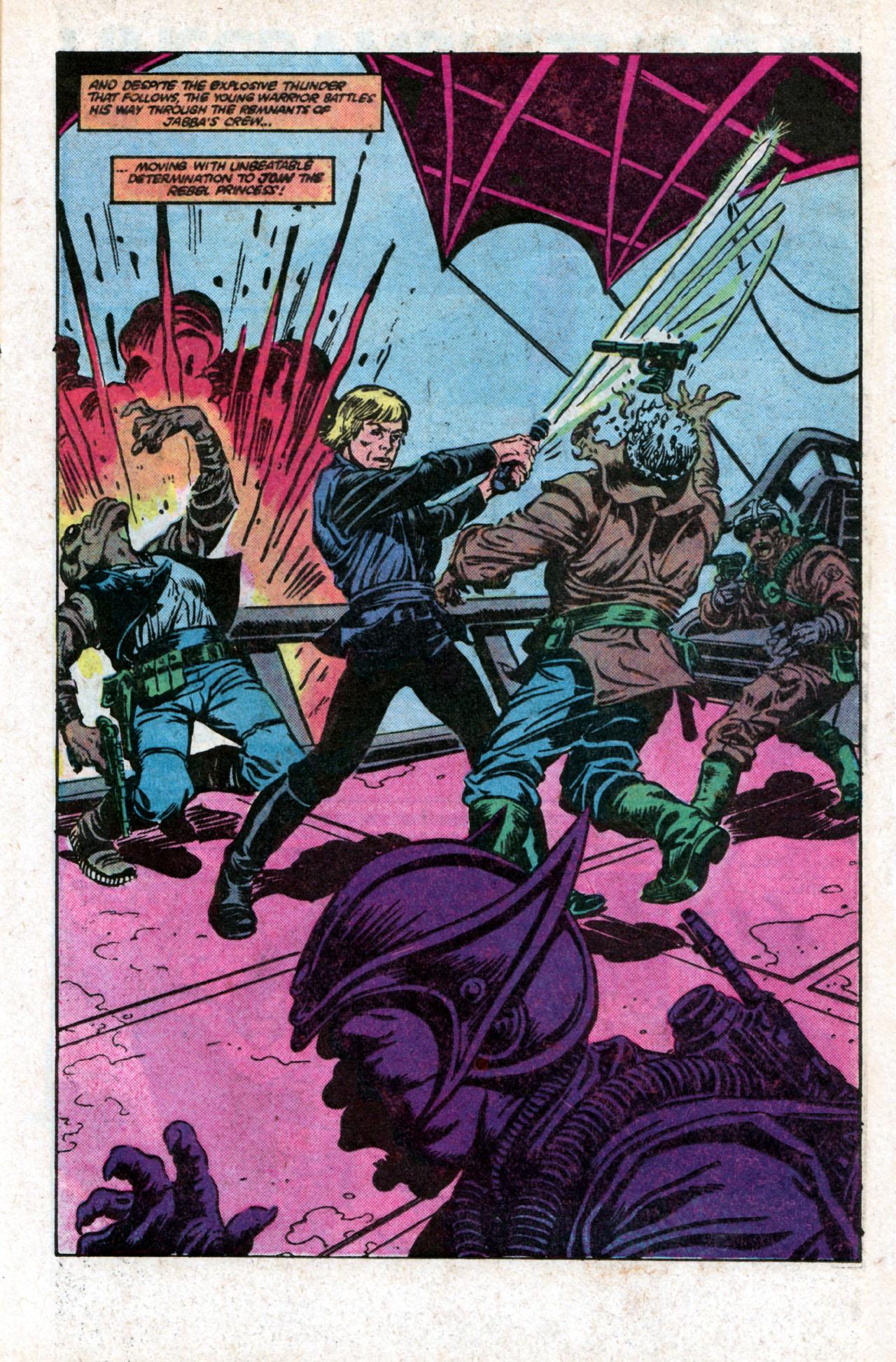 Read online Star Wars: Return of the Jedi comic -  Issue #2 - 13