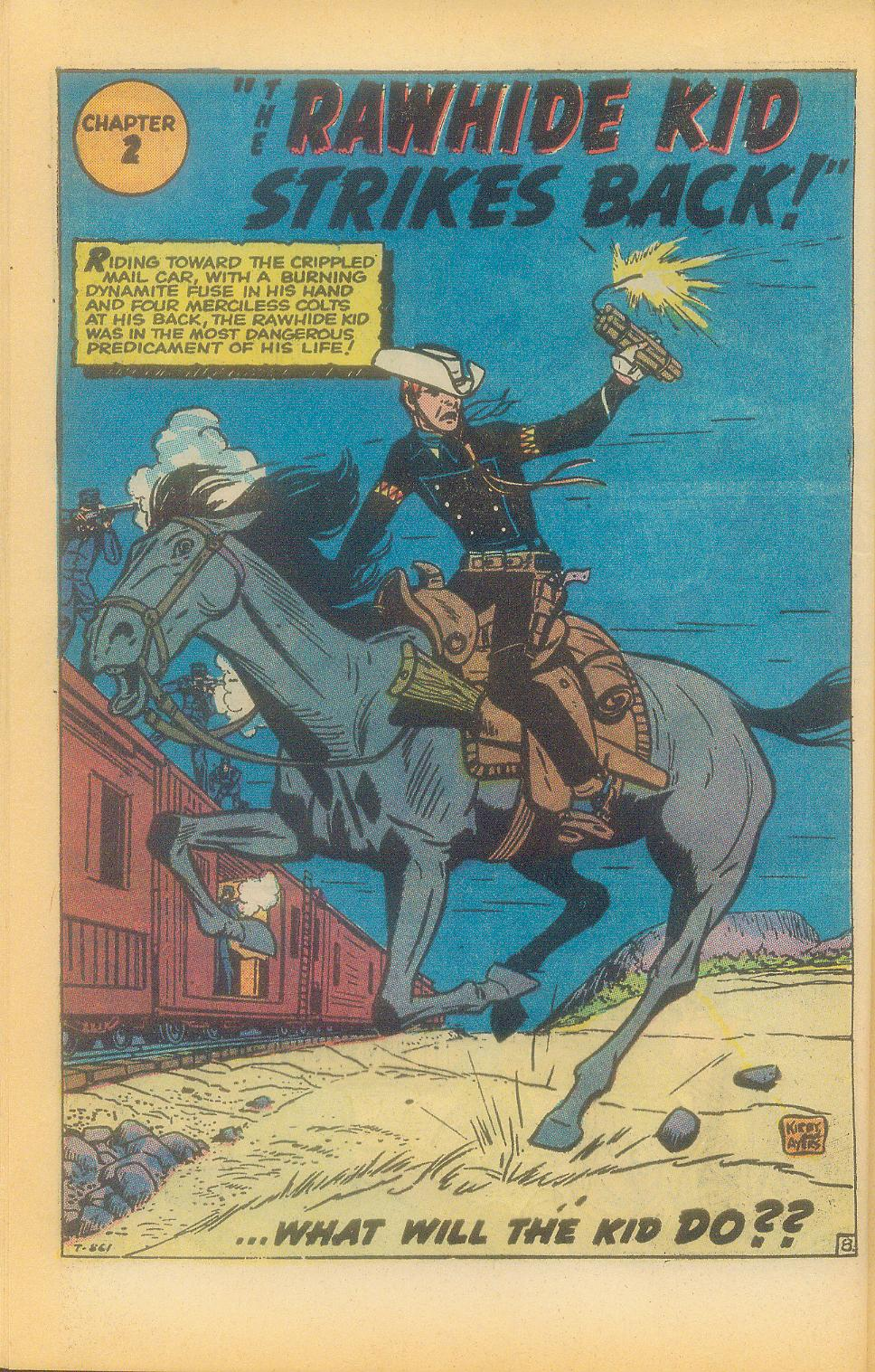 The Rawhide Kid (1955) issue 92 - Page 28
