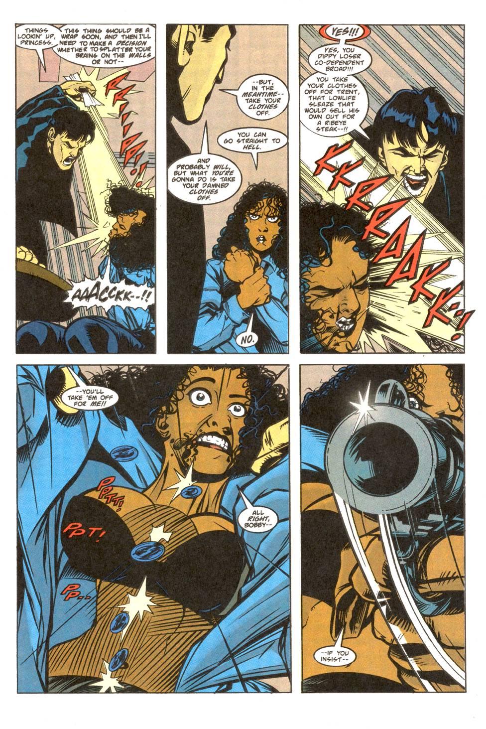 Read online Xero comic -  Issue #11 - 15