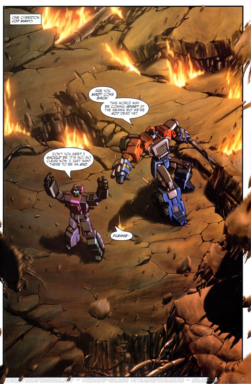 Read online Transformers Armada comic -  Issue #17 - 4