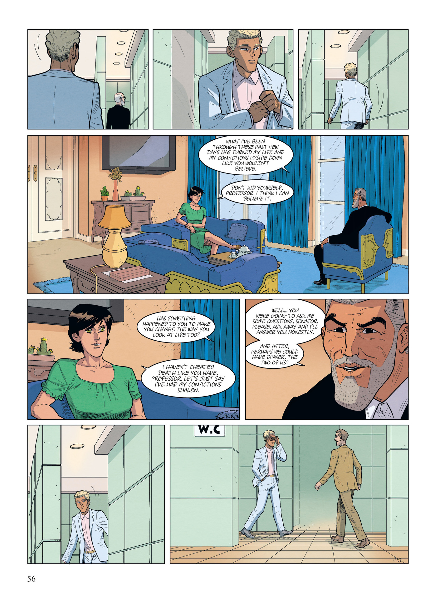 Read online Alter Ego comic -  Issue #9 - 58