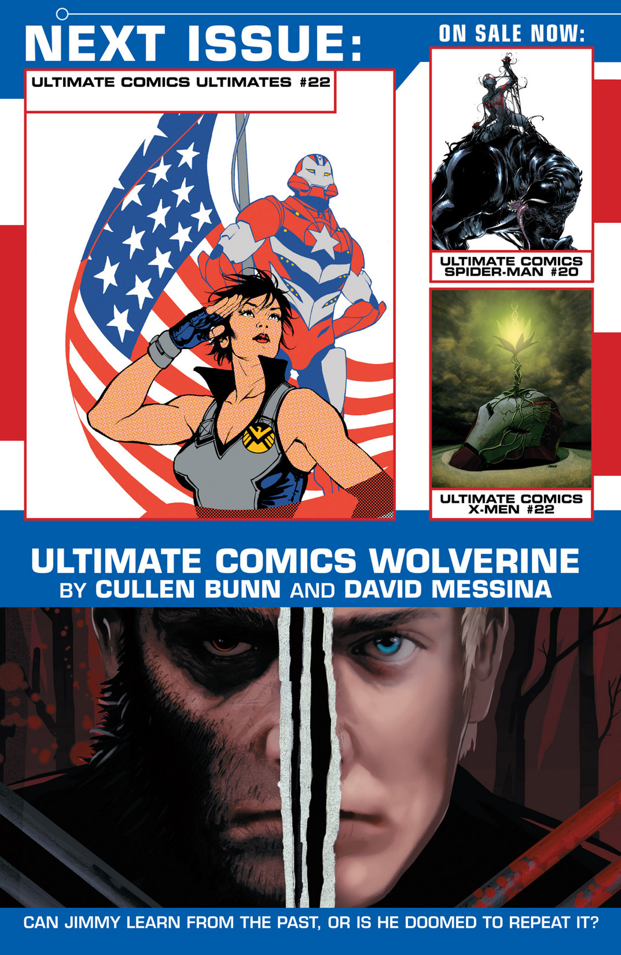 Read online Ultimate Comics Ultimates comic -  Issue #21 - 23