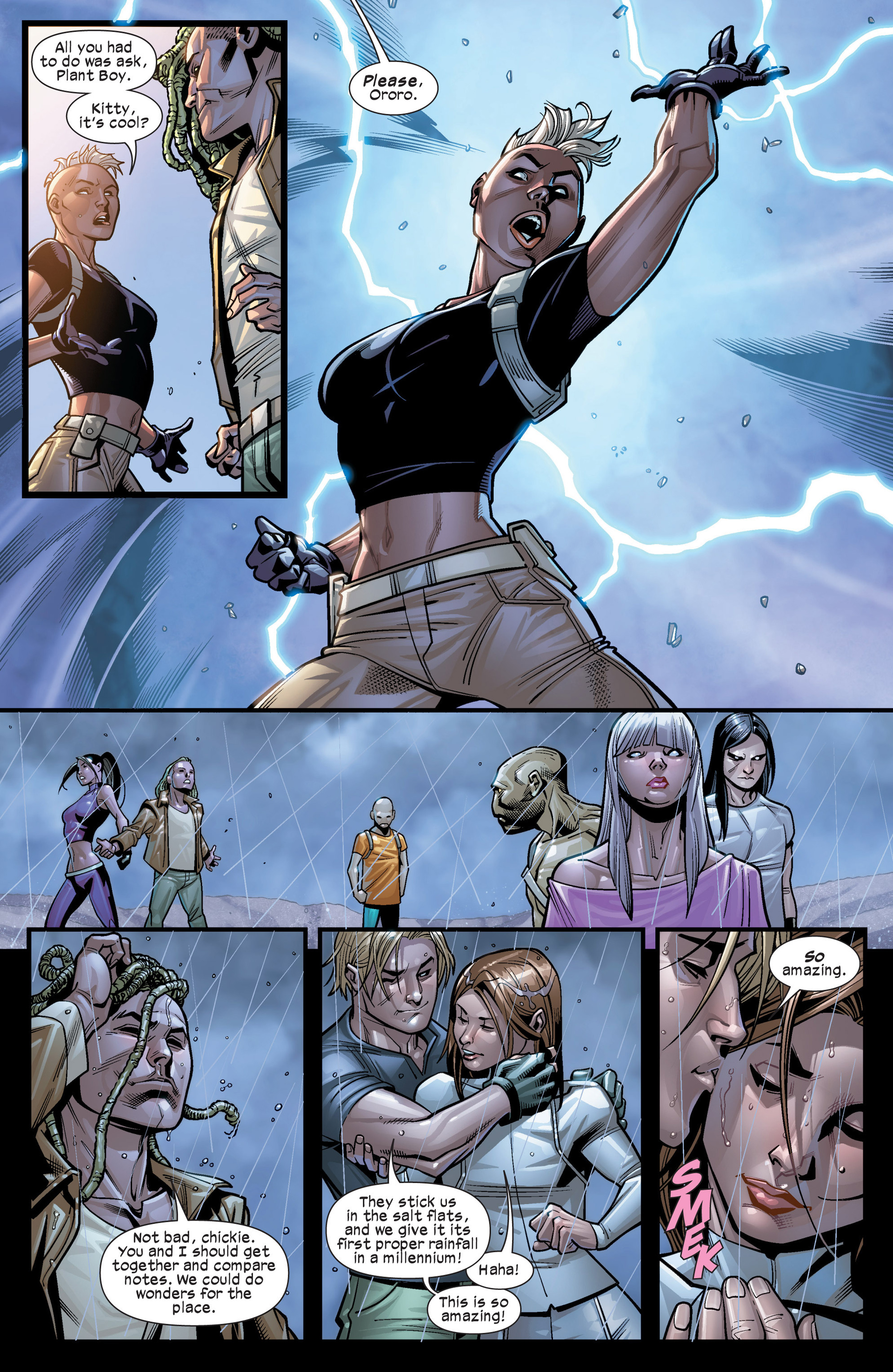 Read online Ultimate Comics X-Men comic -  Issue #19 - 12