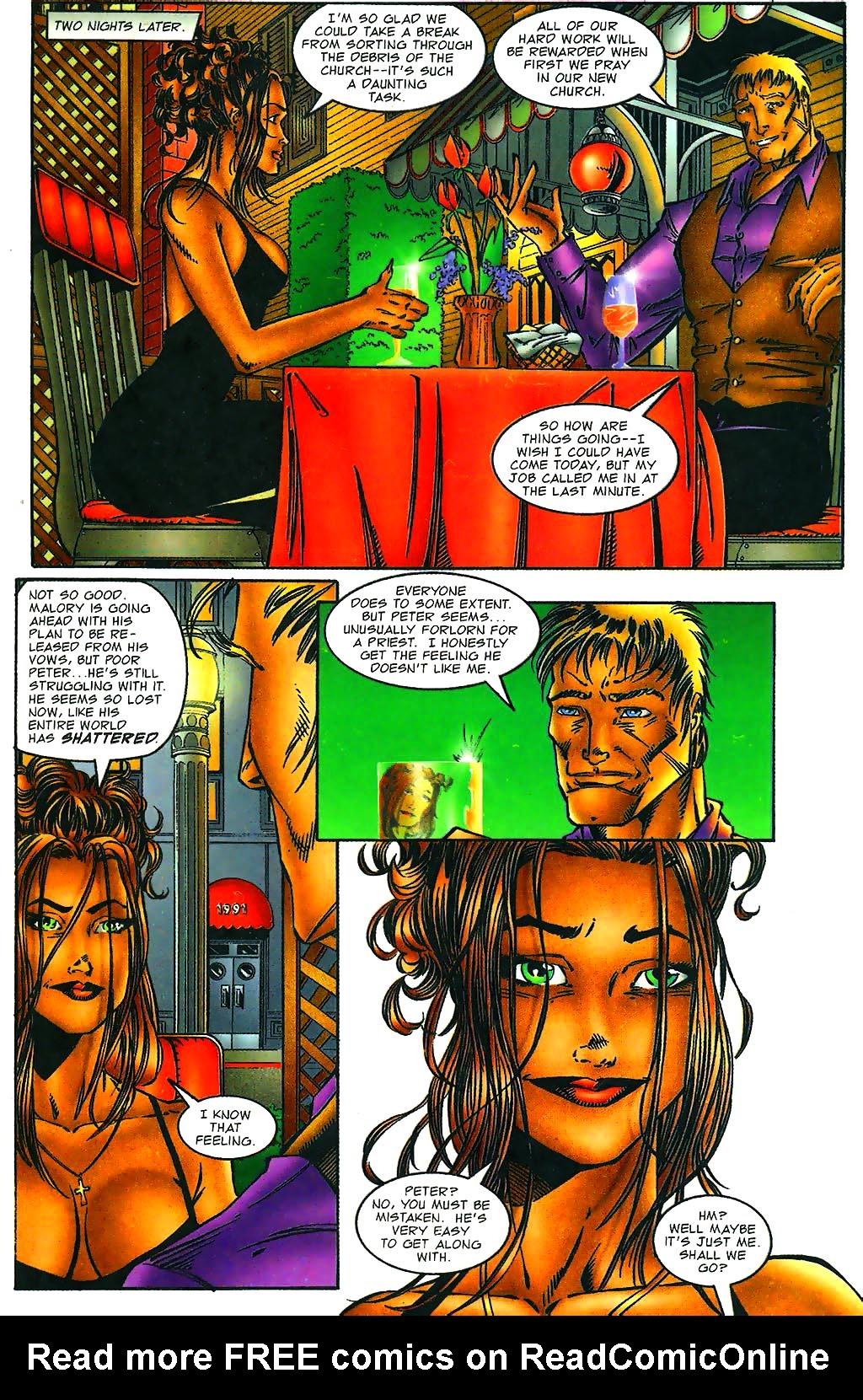 Read online Avengelyne (1996) comic -  Issue #1 - 20