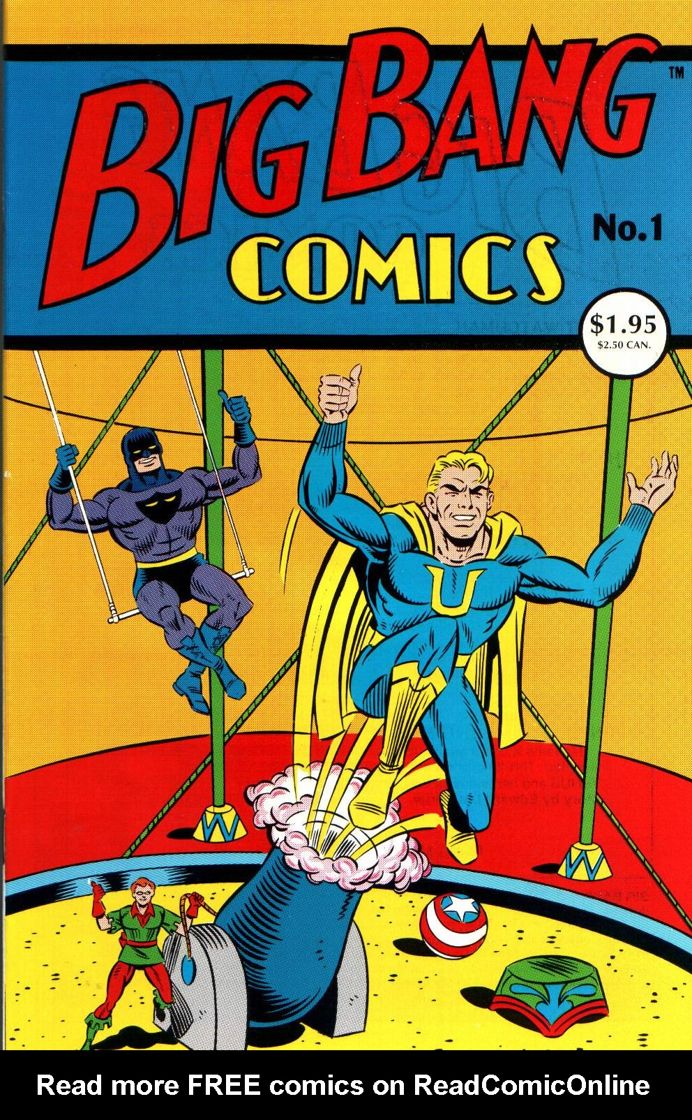 Big Bang Comics (1994) 1 Page 1