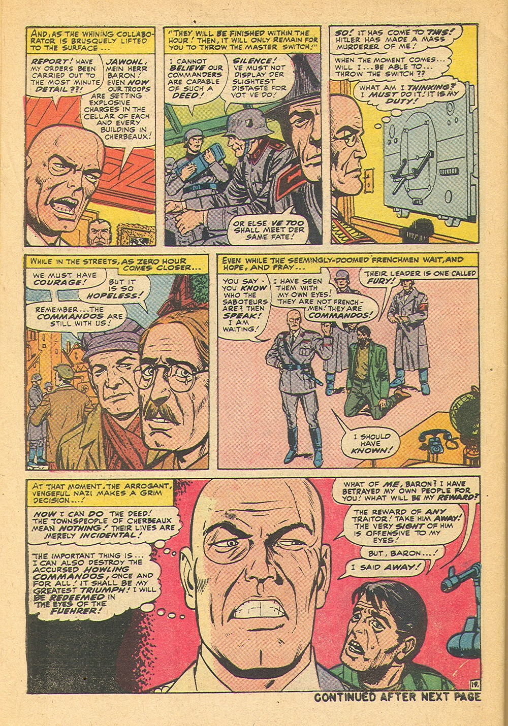 Read online Sgt. Fury comic -  Issue #91 - 30