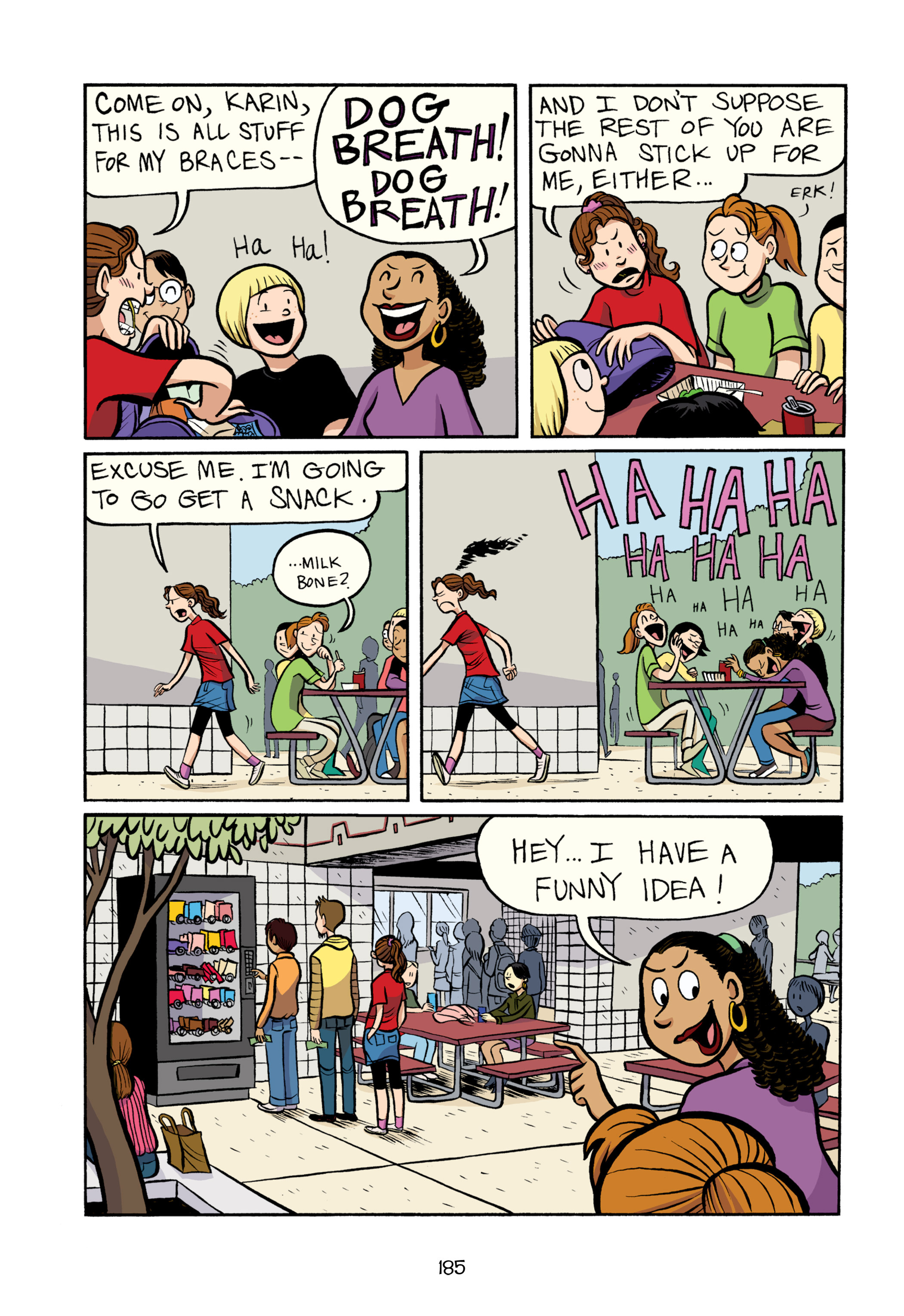 Read online Smile comic -  Issue # TPB - 191