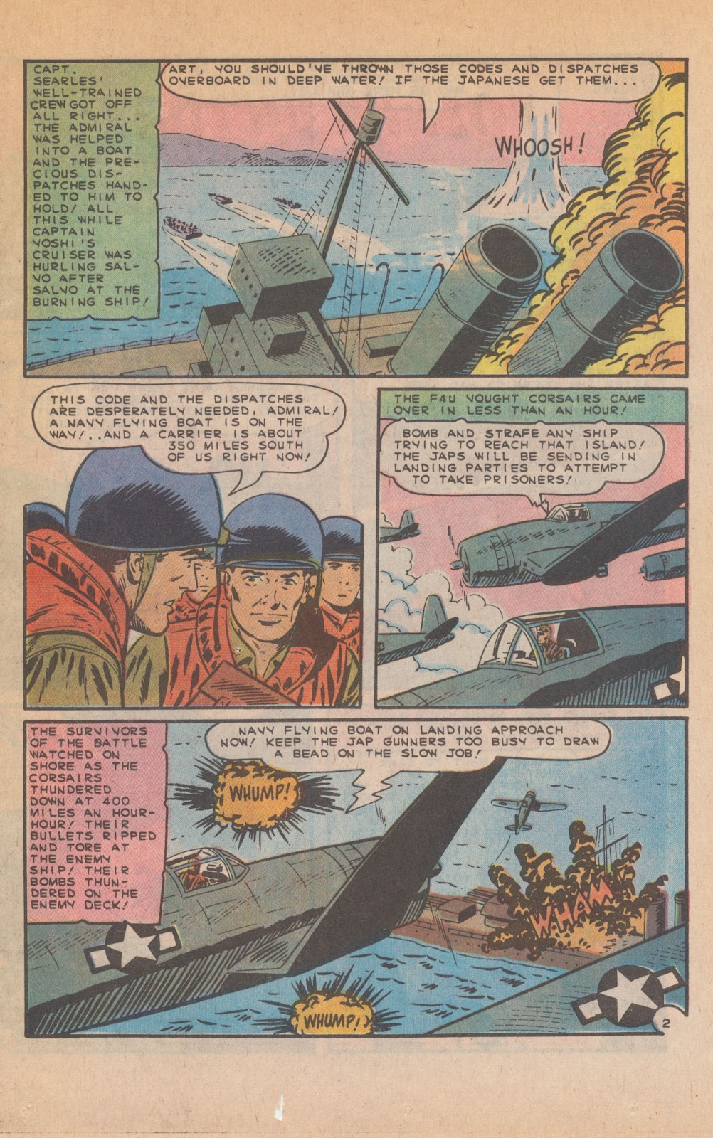Read online Fightin' Navy comic -  Issue #132 - 25