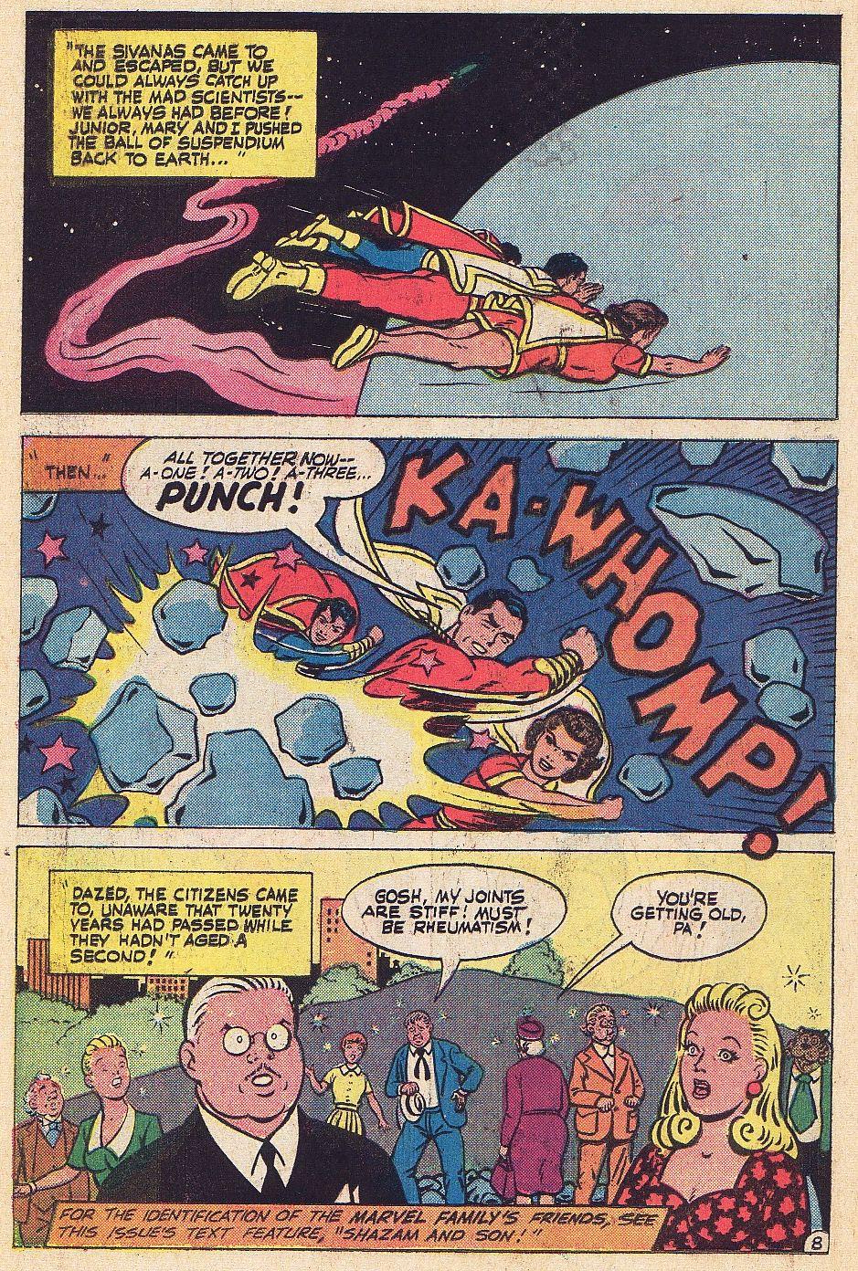 Read online Shazam! (1973) comic -  Issue #1 - 15