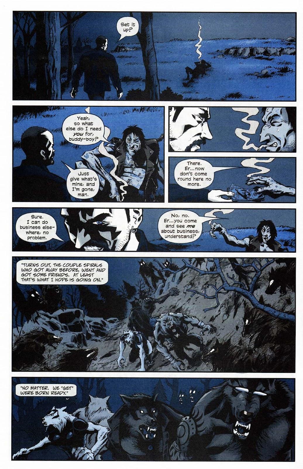 Read online Werewolf the Apocalypse comic -  Issue # Get of Fenris - 14