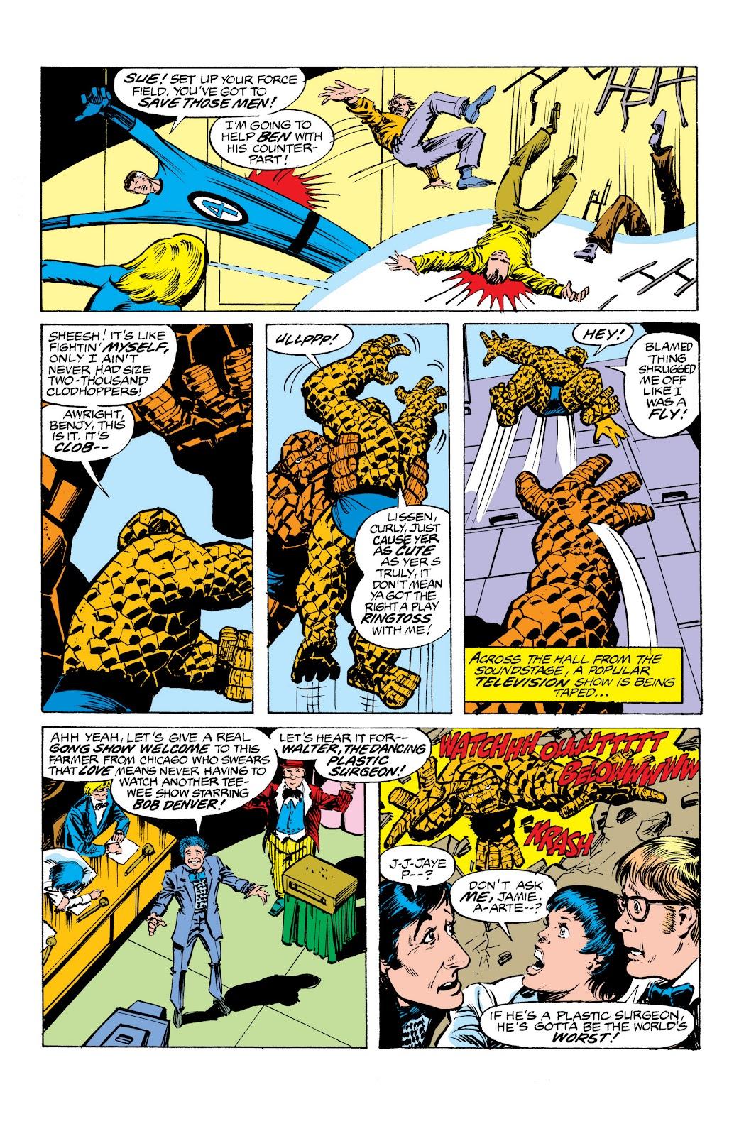 Read online Marvel Masterworks: The Inhumans comic -  Issue # TPB 2 (Part 3) - 54
