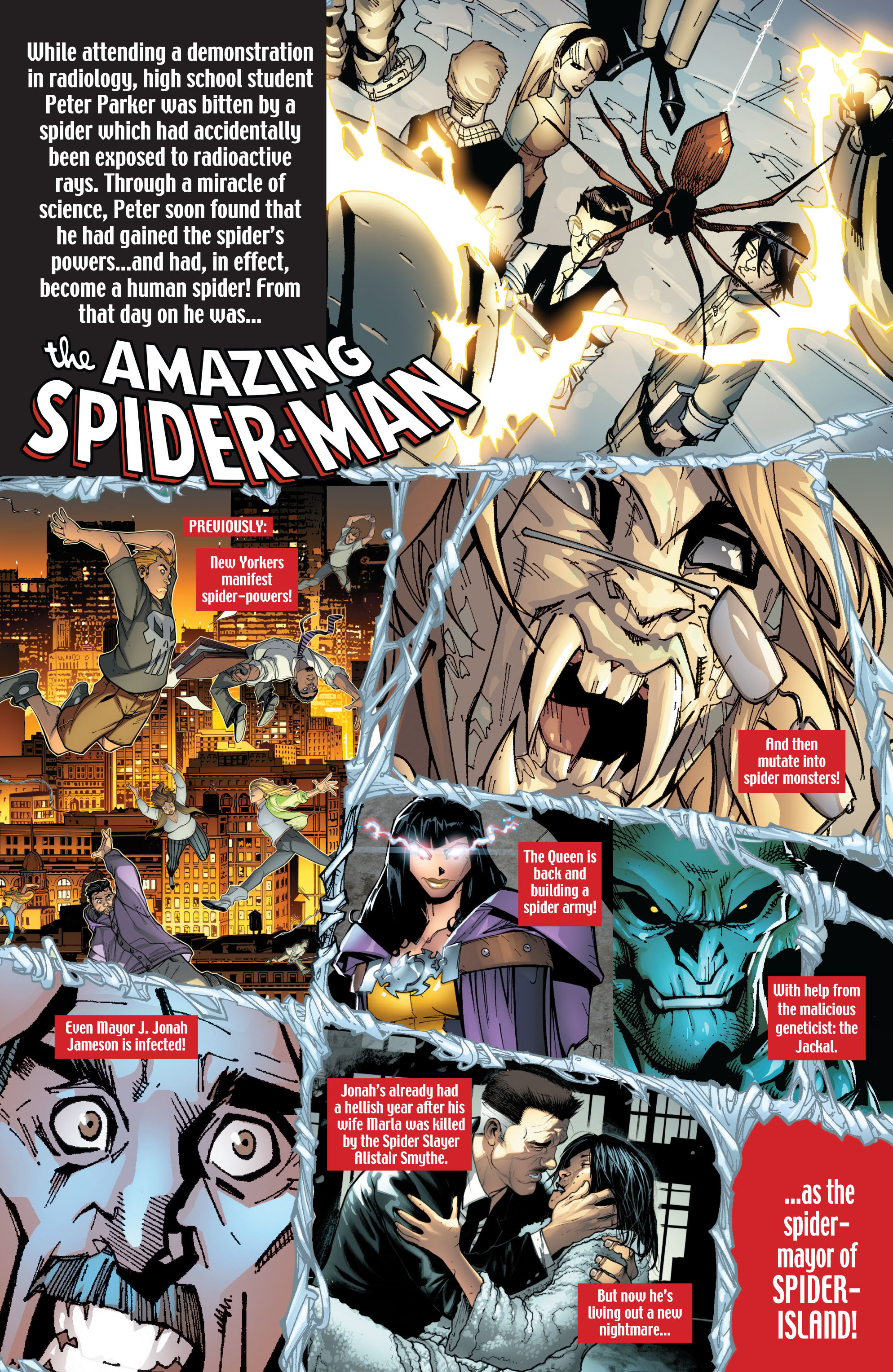 The Amazing Spider-Man (1963) 670 Page 1