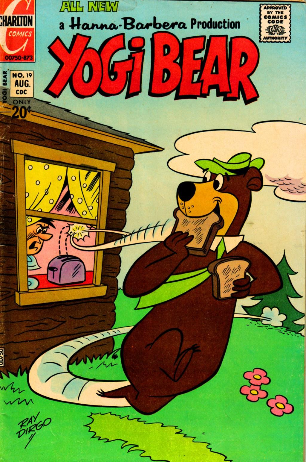 Yogi Bear (1970) 19 Page 1