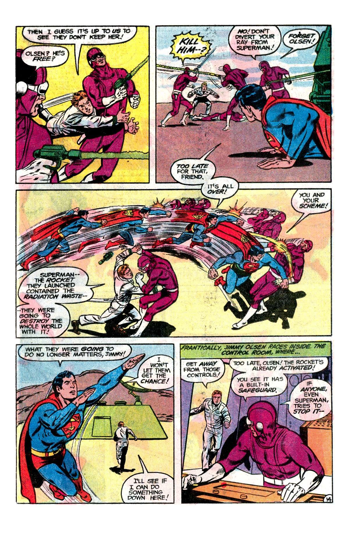 Read online Action Comics (1938) comic -  Issue #533 - 15