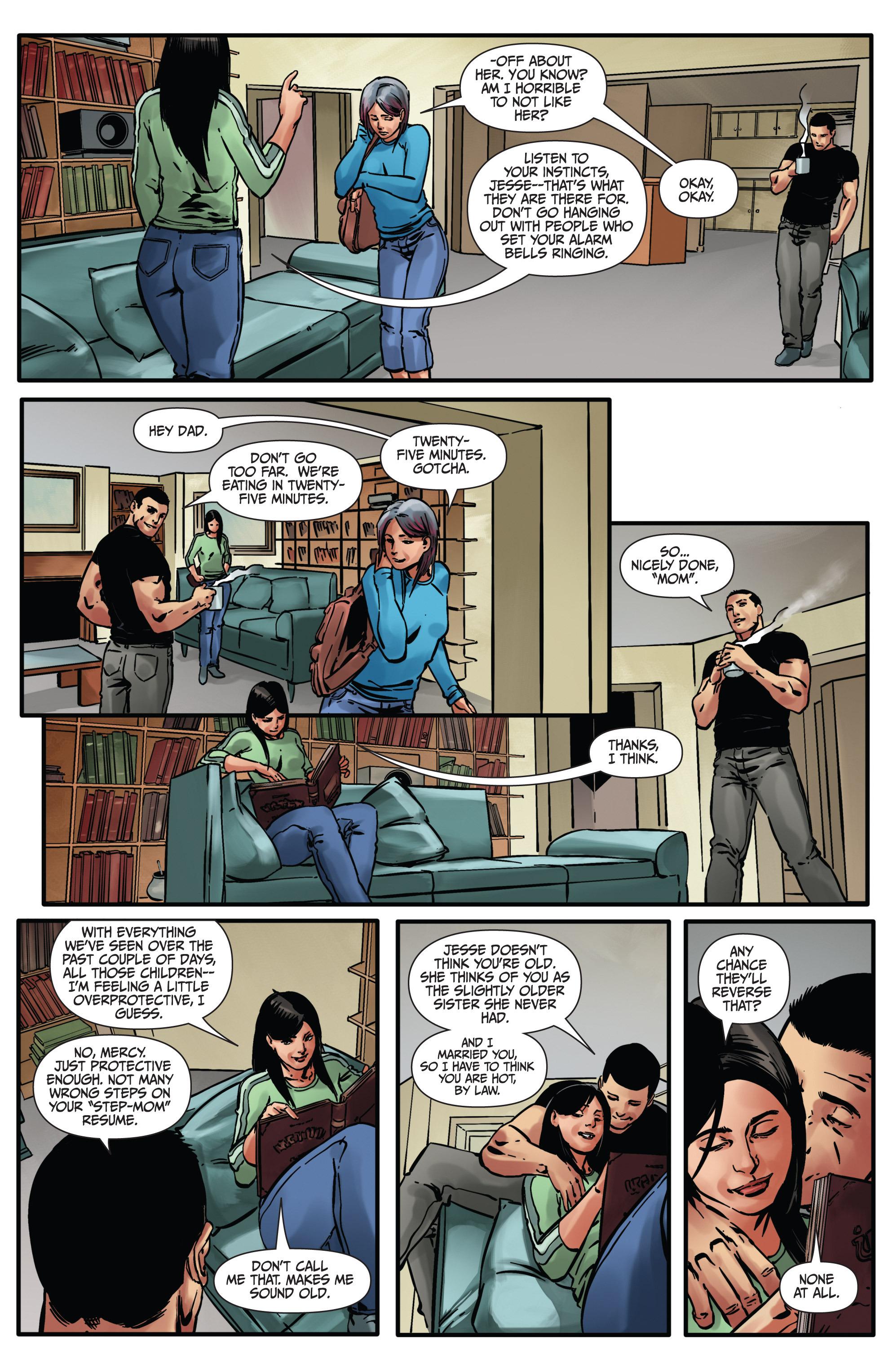 Read online Mercy Thompson comic -  Issue #4 - 14