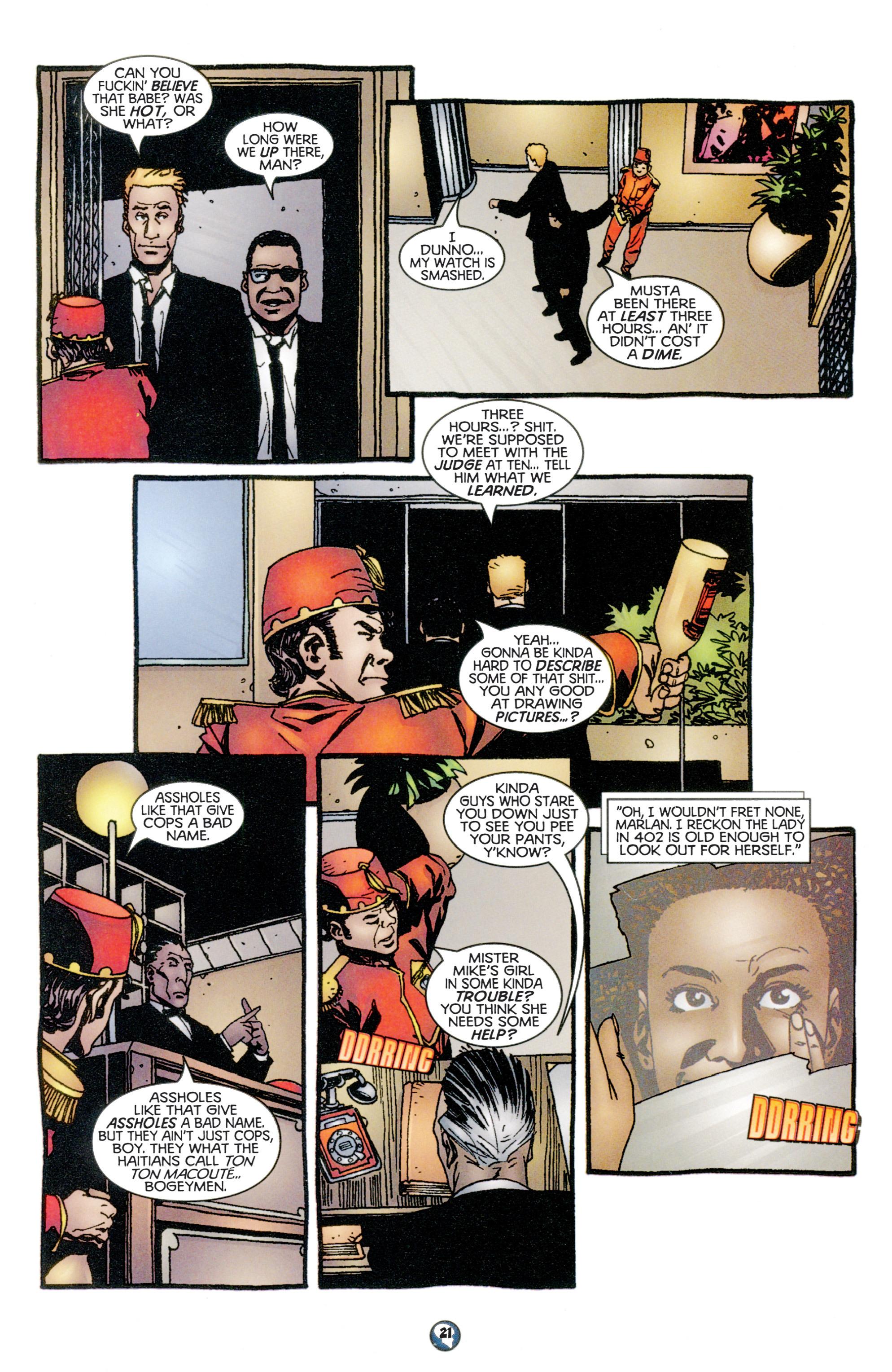 Read online Shadowman (1997) comic -  Issue #11 - 17