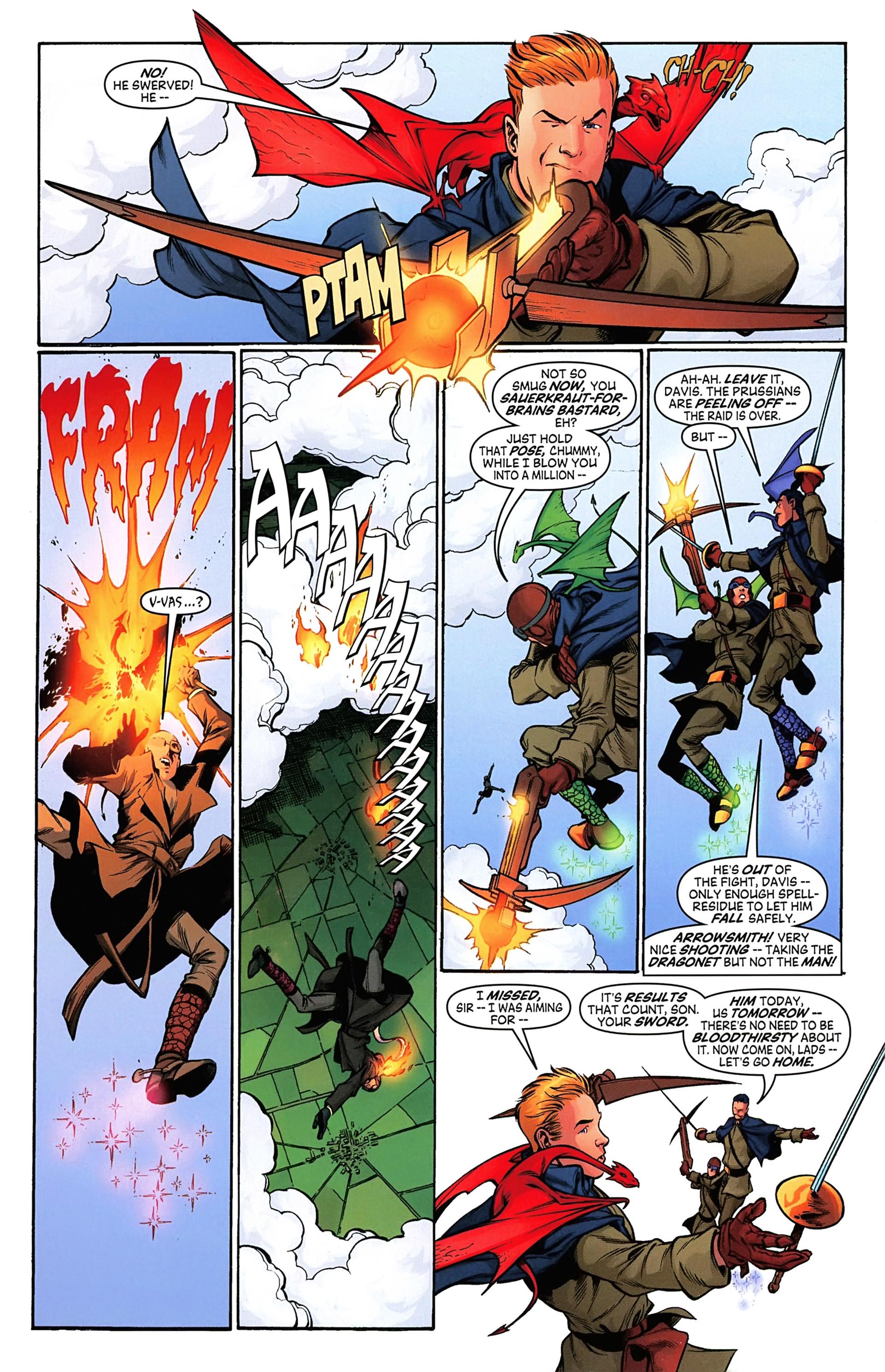 Read online Arrowsmith comic -  Issue #4 - 6