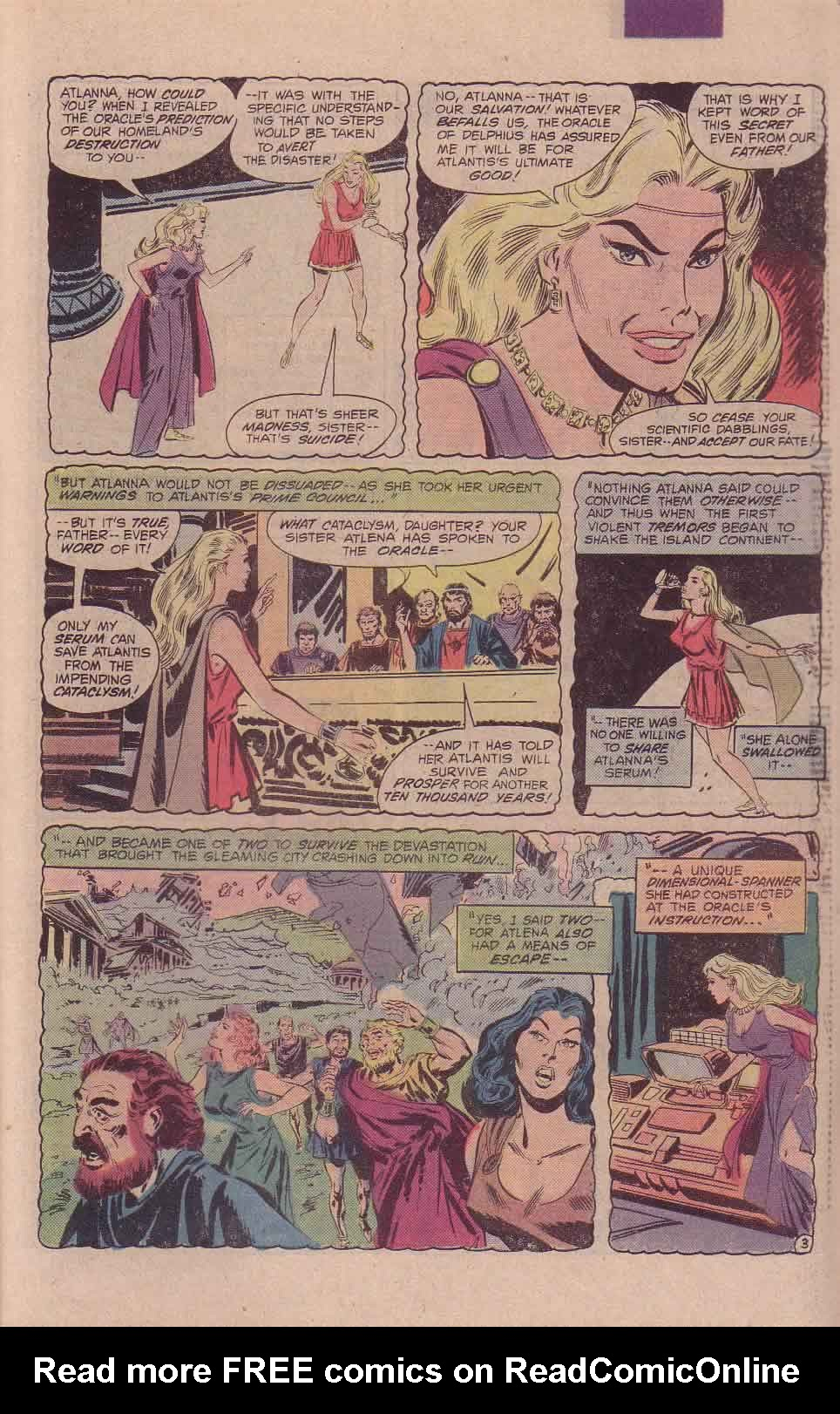 Read online Action Comics (1938) comic -  Issue #519 - 21